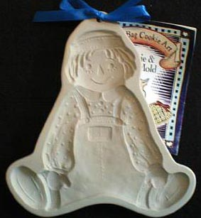 Cookie Molds From 1986